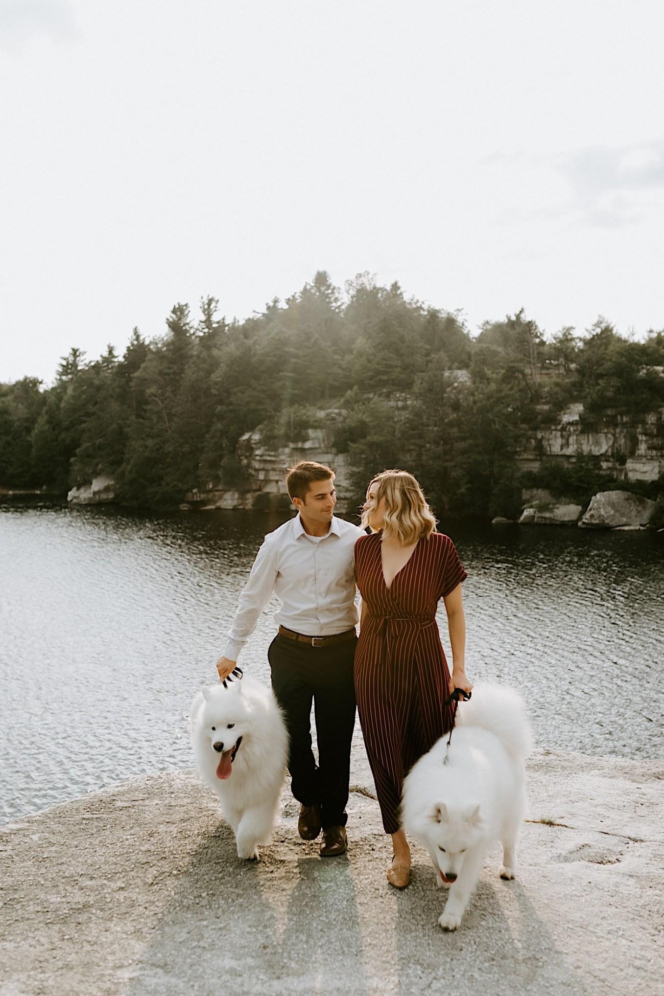 Minnewaska Engagement Session New York Wedding Photographer Hudson Valley Wedding Catskill Weddingphotographer 13