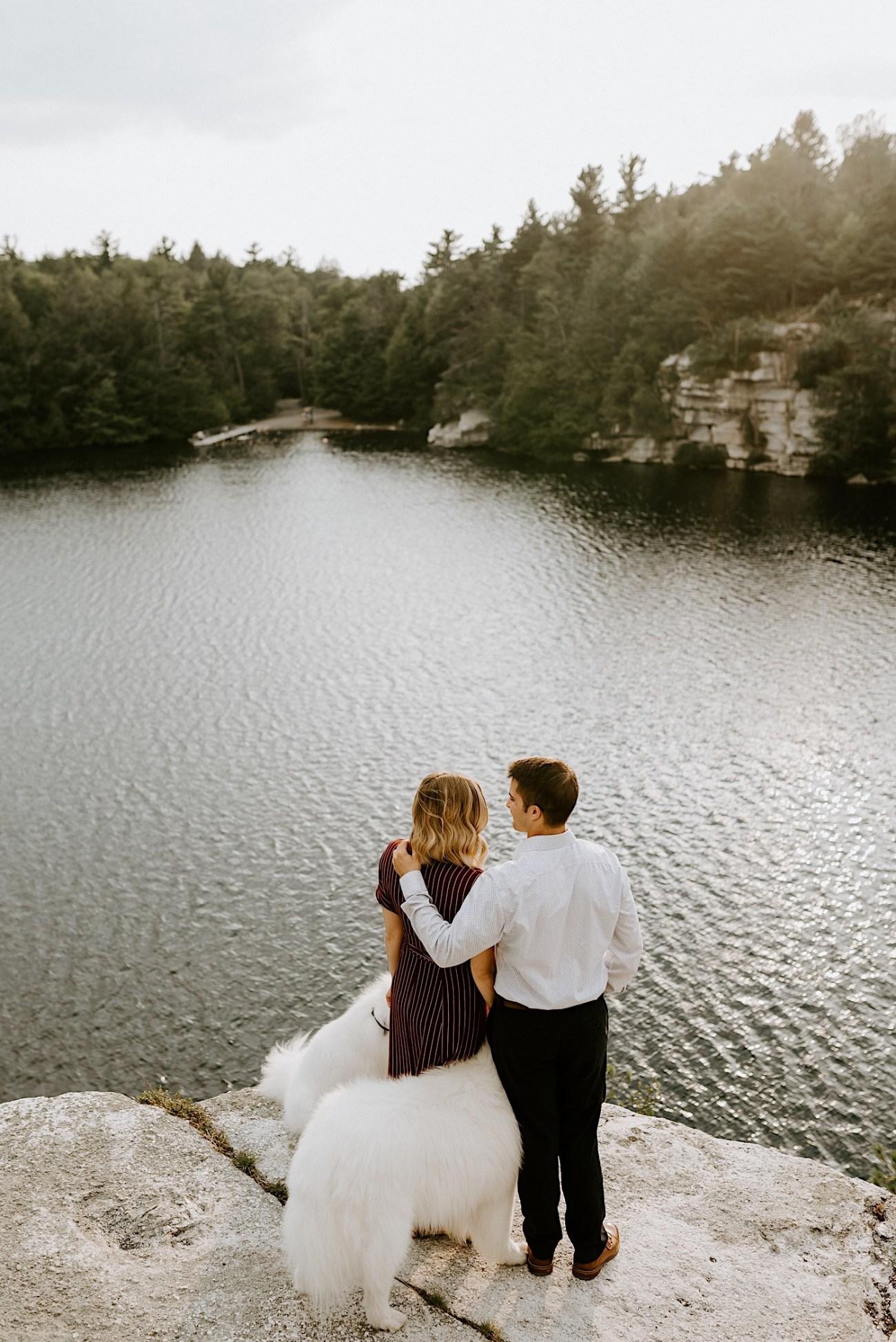 Minnewaska Engagement Session New York Wedding Photographer Hudson Valley Wedding Catskill Weddingphotographer 15