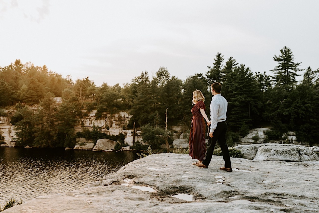 Minnewaska Engagement Session New York Wedding Photographer Hudson Valley Wedding Catskill Weddingphotographer 35
