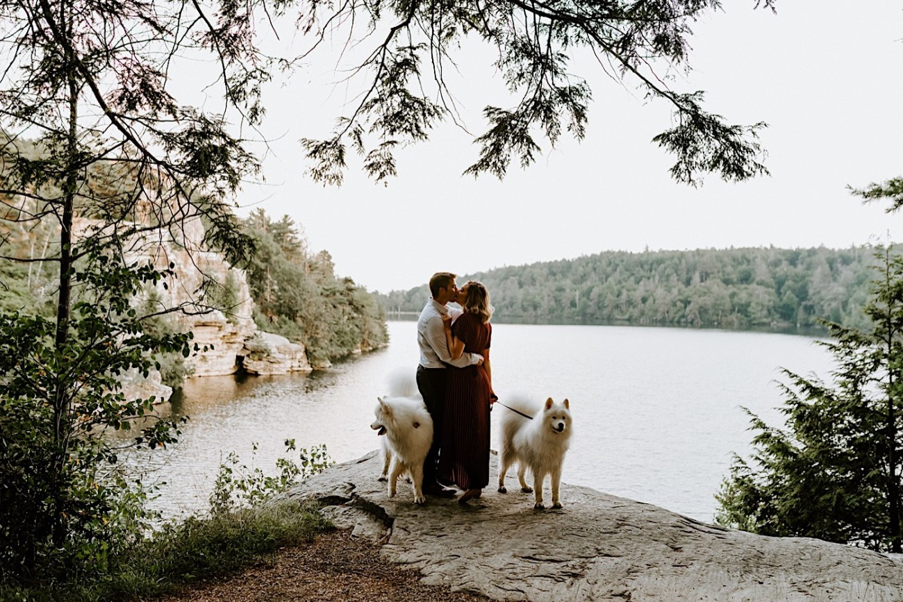 Minnewaska Engagement Session New York Wedding Photographer Hudson Valley Wedding Catskill Weddingphotographer 44