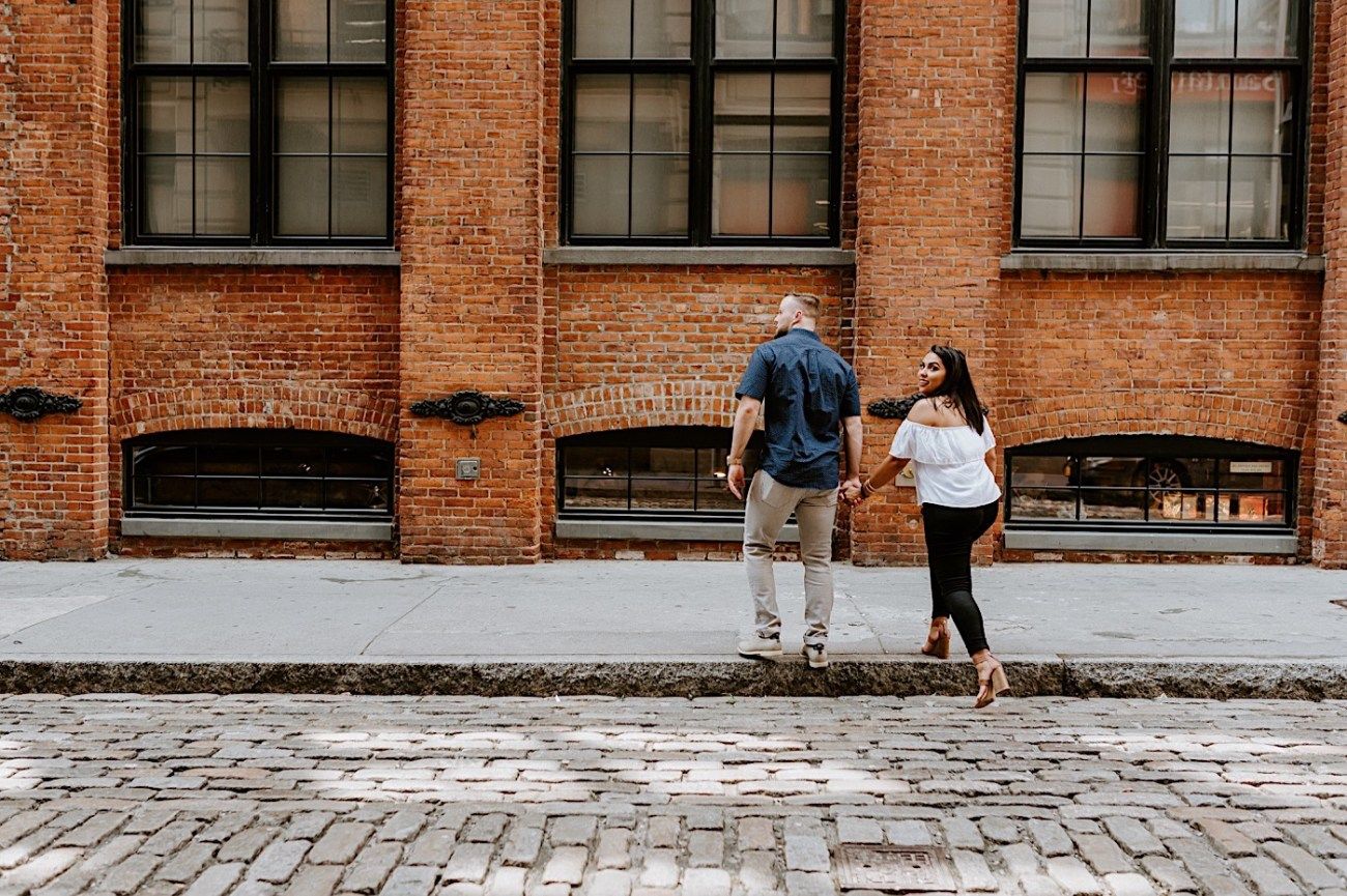 New York City Proposal Engagement Photos NYC Wedding Photographer 021