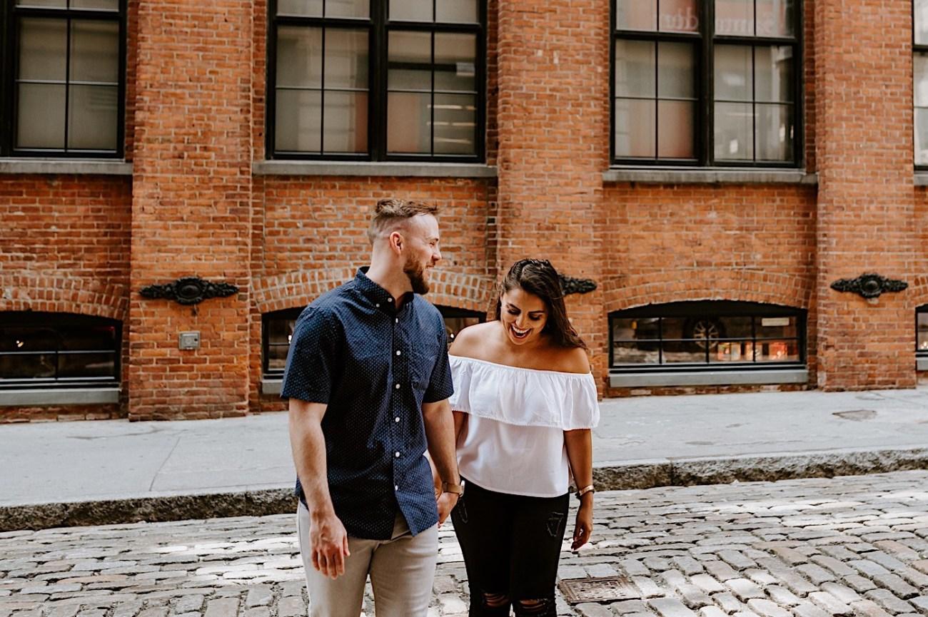 New York City Proposal Engagement Photos NYC Wedding Photographer 024