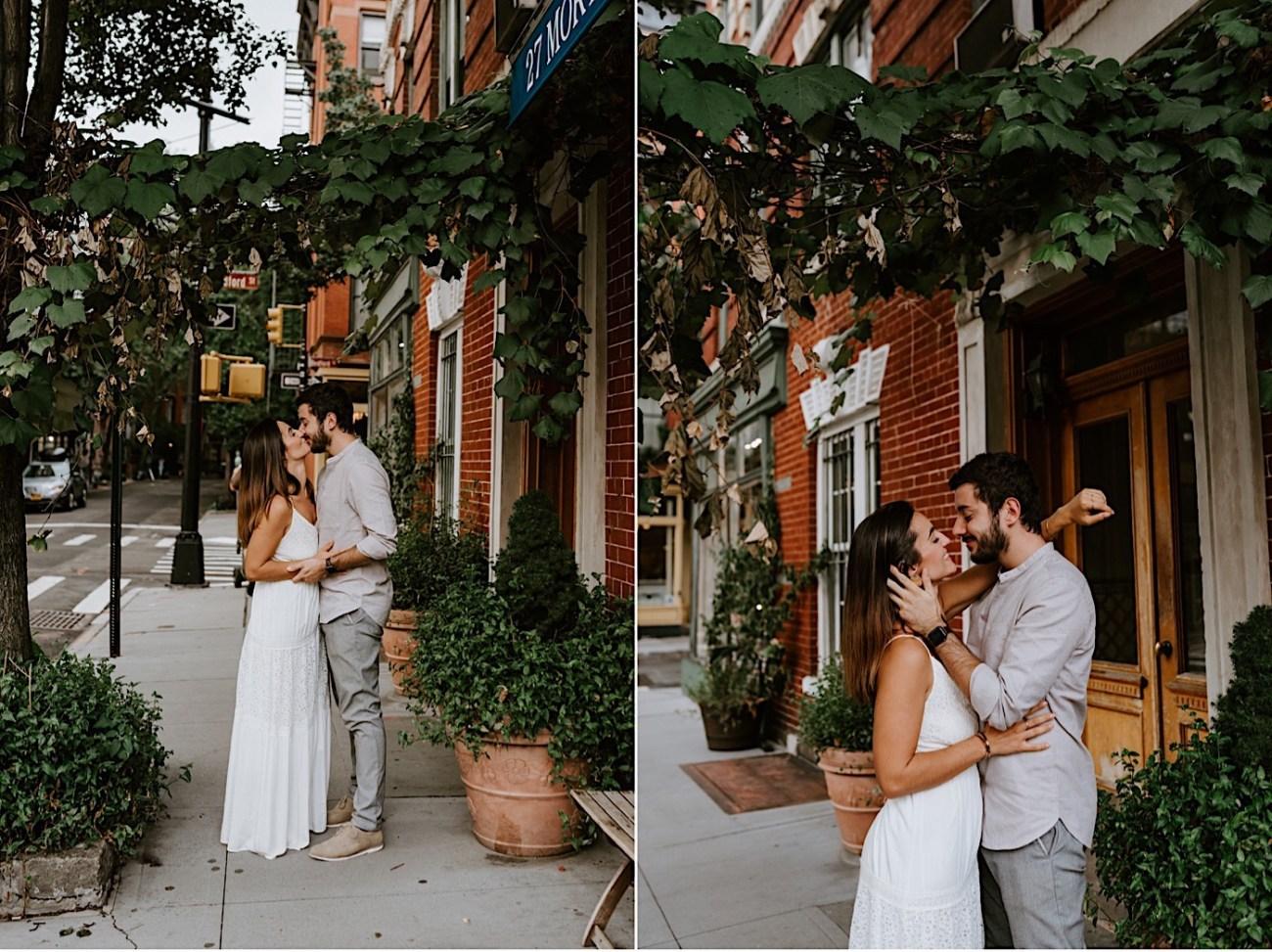 Greenwich Village Couple Session Manhattan Engagement Session New York Wedding Photographer 06