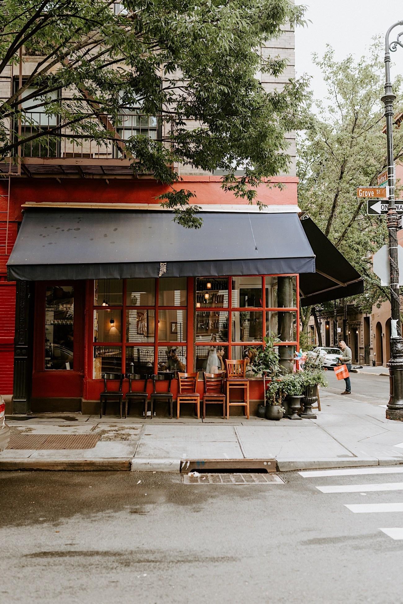 Greenwich Village Engagement Photos Manhattan Engagement Session New York Wedding Photographer 09