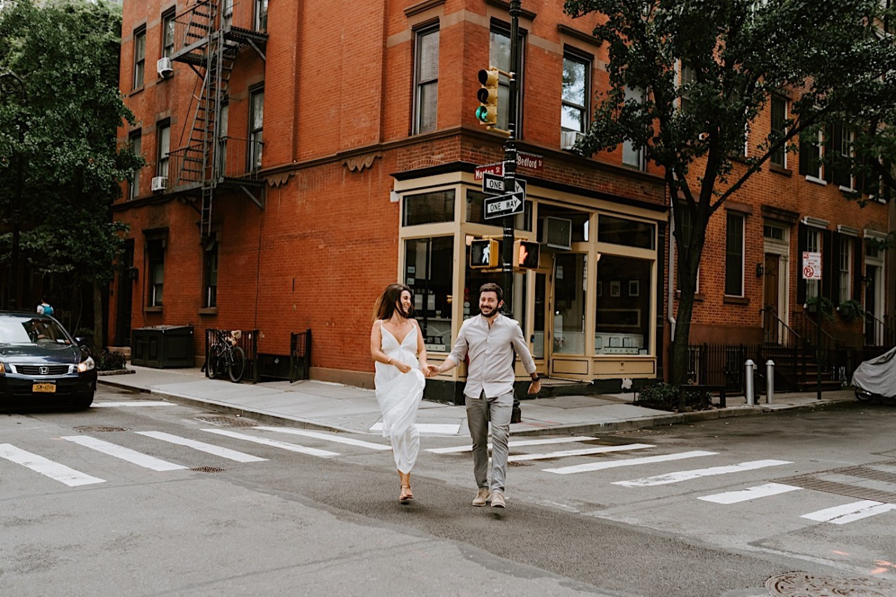 Greenwich Village Engagement Photos Manhattan Engagement Session New York Wedding Photographer 28