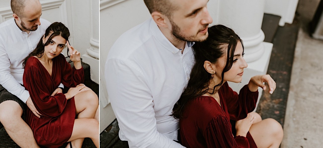 Soho Engagement Session NYC Wedding Photographer Manhattan Engaegement Locations 07