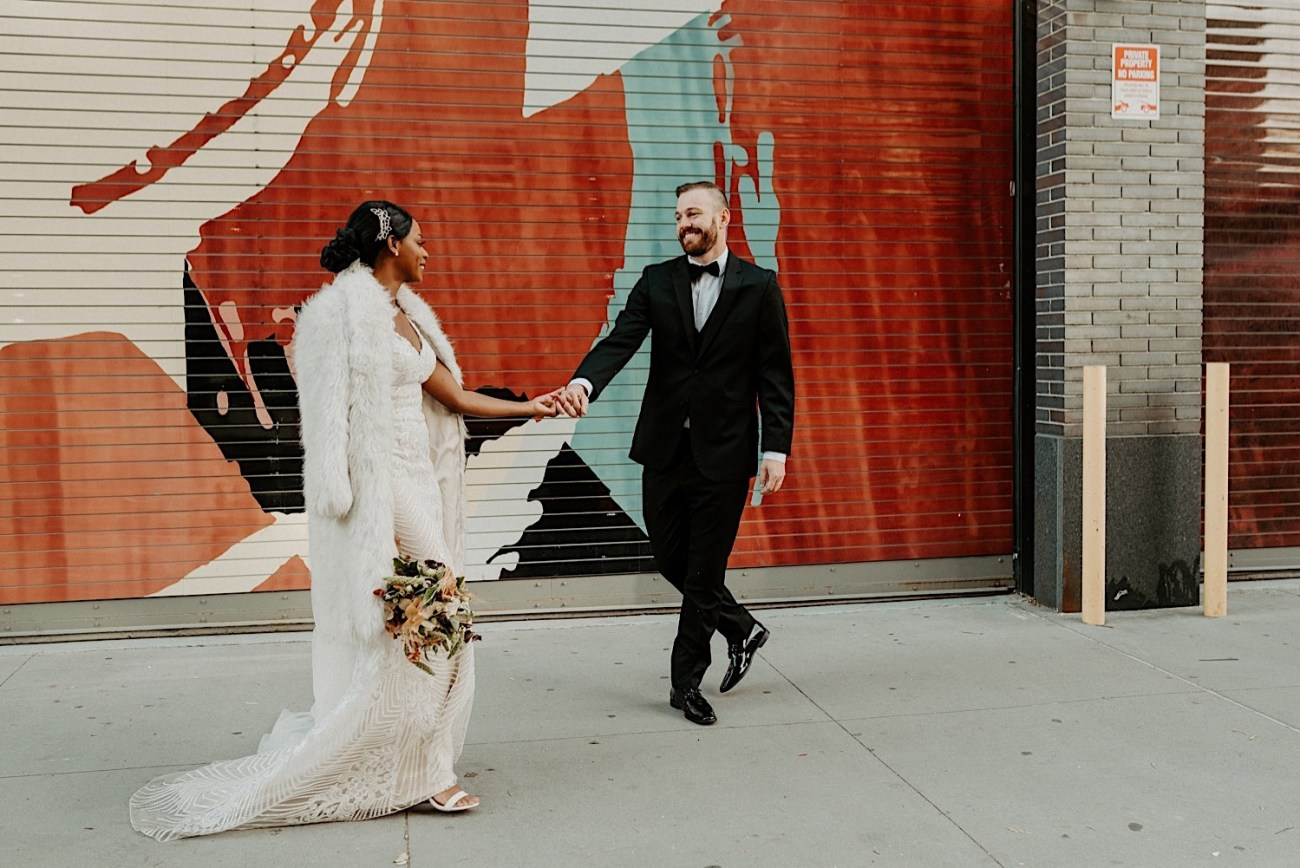 Brooklyn Dumbo Elopement NYC Wedding Photographer New York Elopement 16