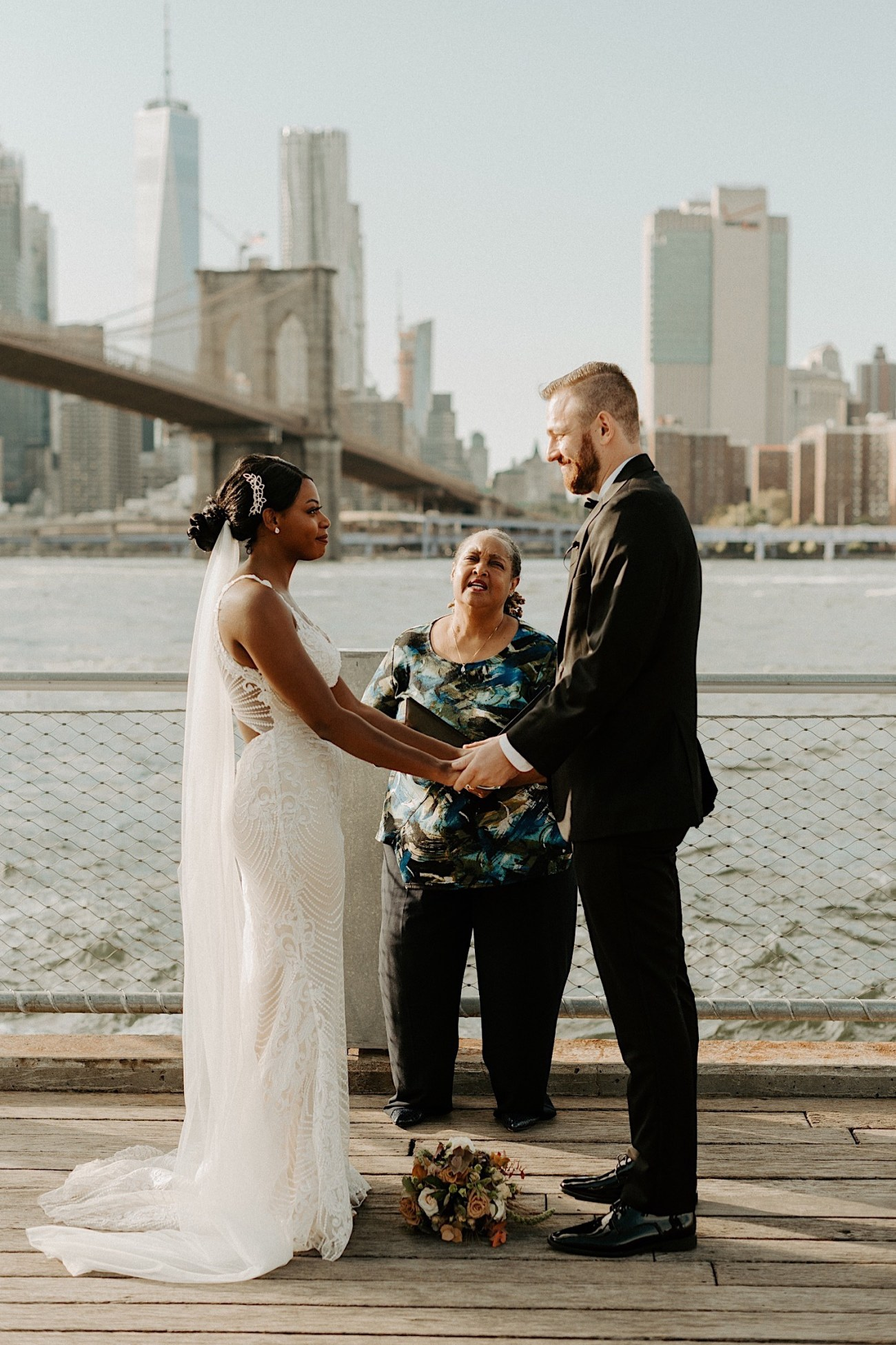 Brooklyn Dumbo Elopement NYC Wedding Photographer New York Elopement 25