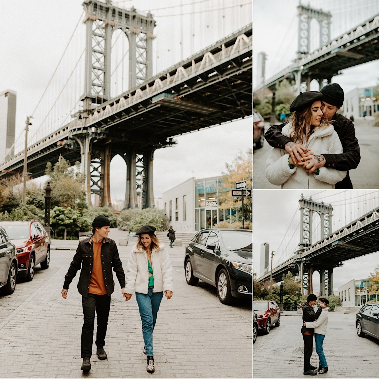 Brooklyn Dumbo Engagement Session Brooklyn Wedding Photographer 02