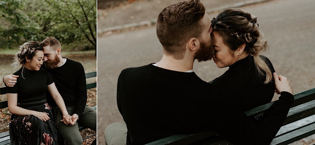 Central Park Engagement Session New York Wedding Photographer 04