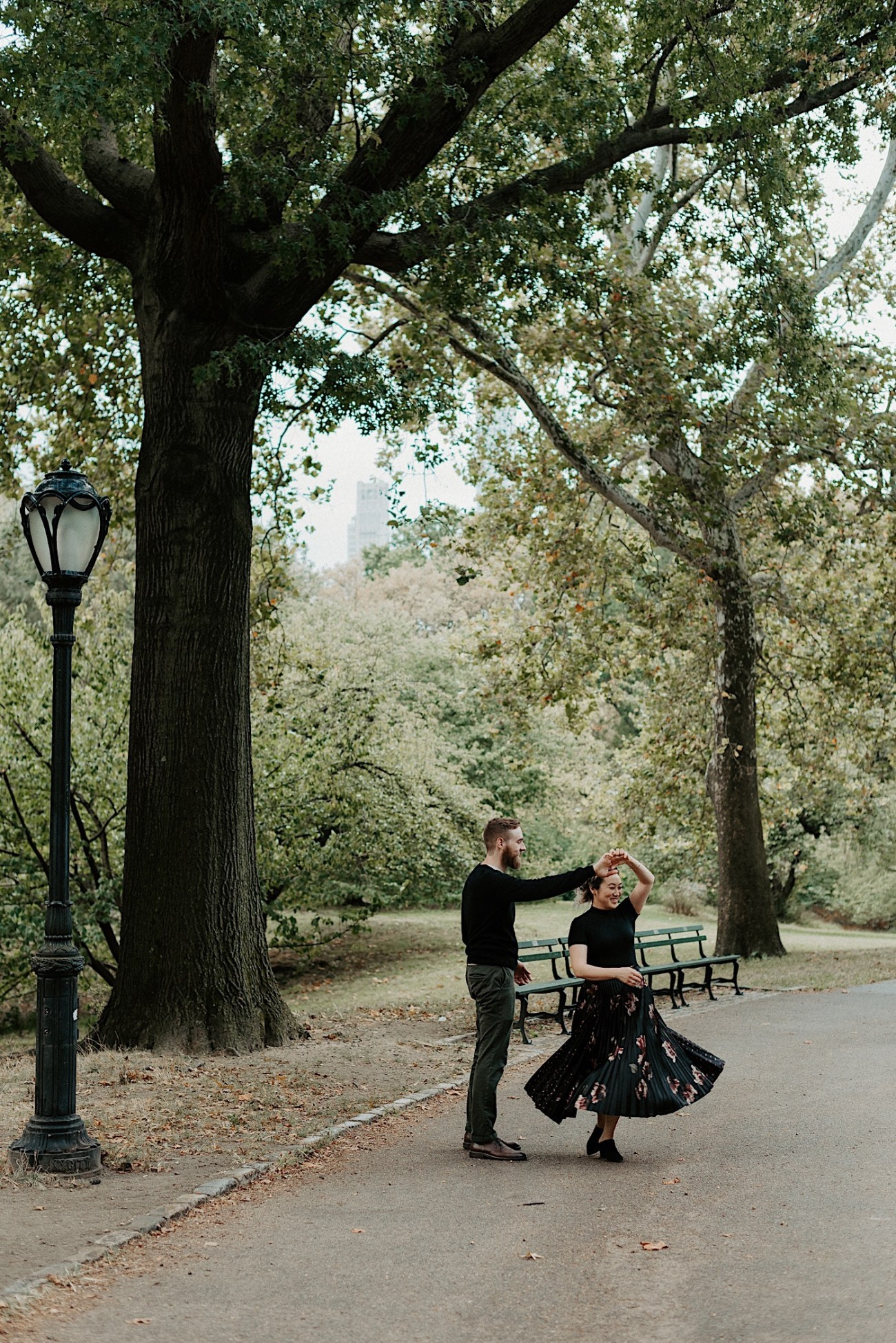 Central Park Engagement Session New York Wedding Photographer 05
