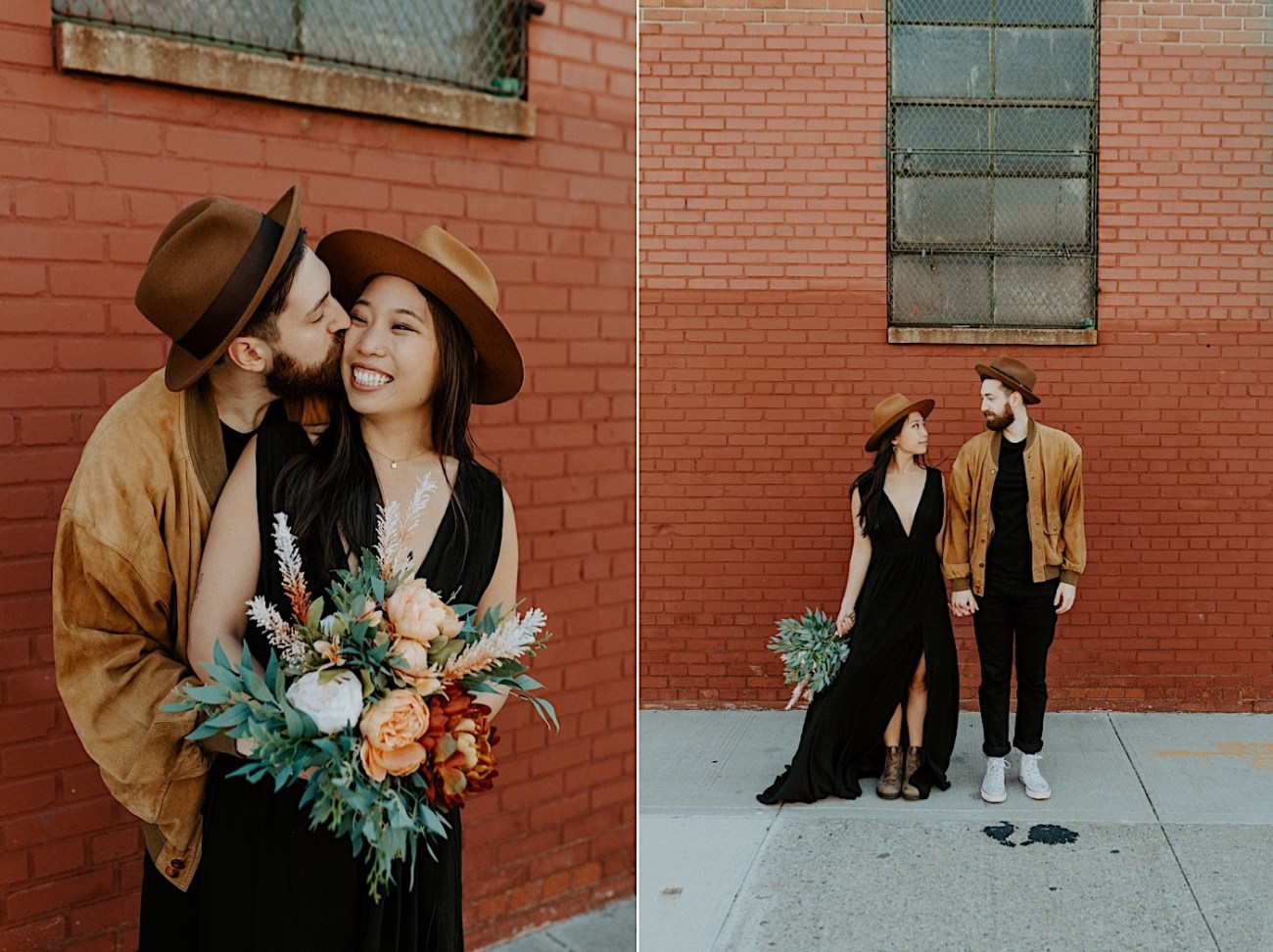 Brooklyn 501 Union Engagement Session New York Wedding Photographer 20