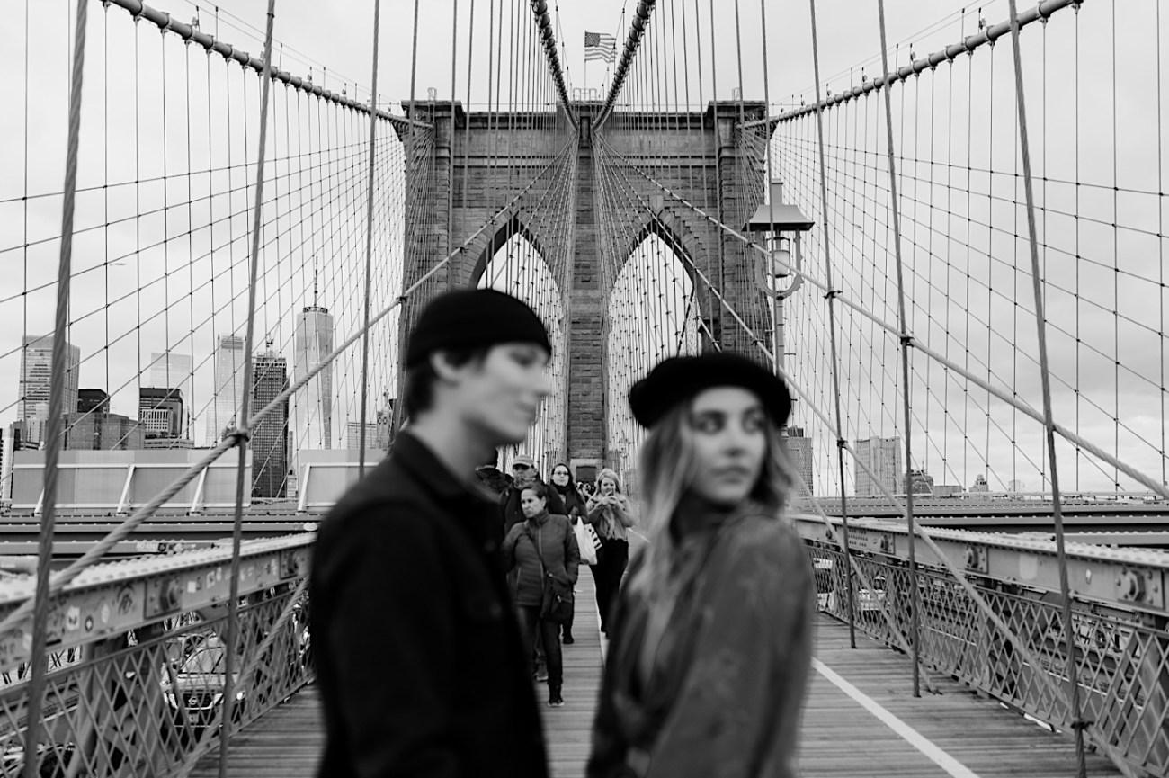 Brooklyn Bridge Engagement Photos Brooklyn Engagement Session 015