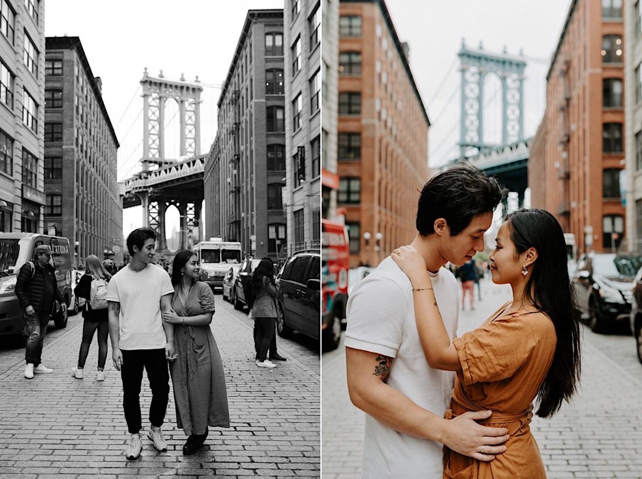 Brooklyn Dumbo Anniversary Session New York Wedding Photographer27