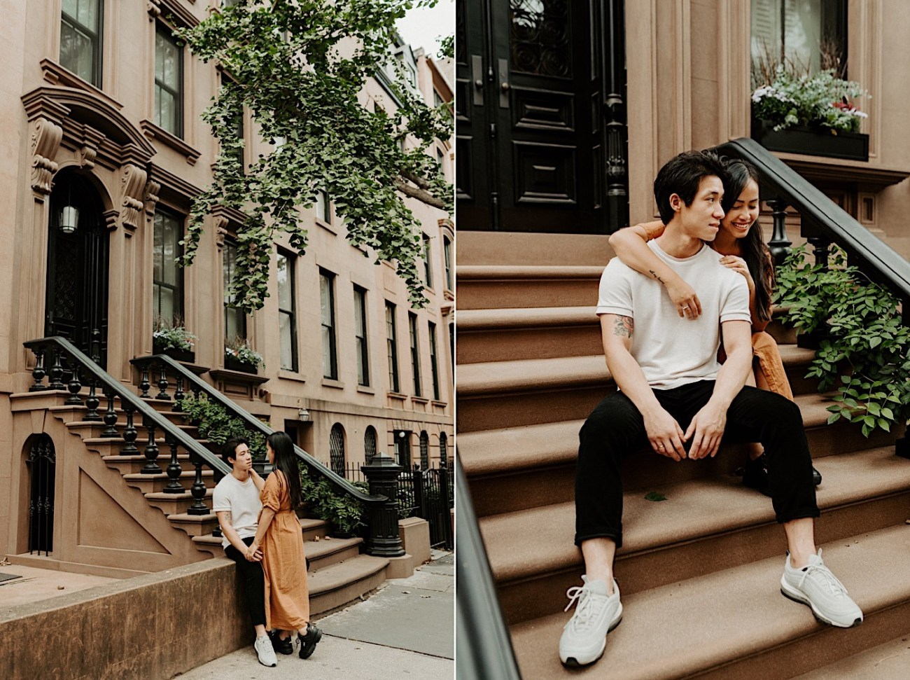 Brooklyn Heights Anniversary Session New York Wedding Photographer14