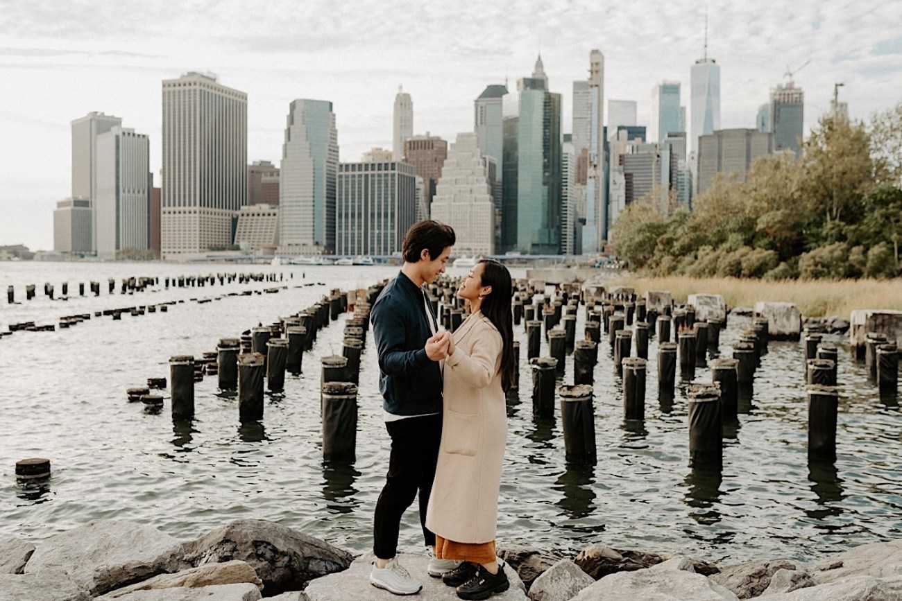 Brooklyn Heights Anniversary Session New York Wedding Photographer25