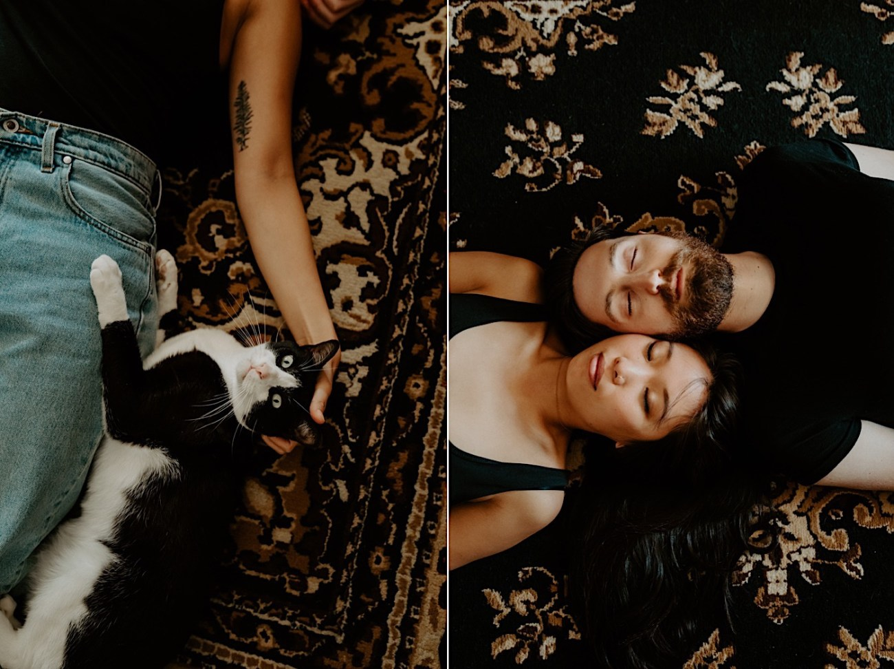 Brooklyn In Home Engagement Session NYC Wedding Photographer 08
