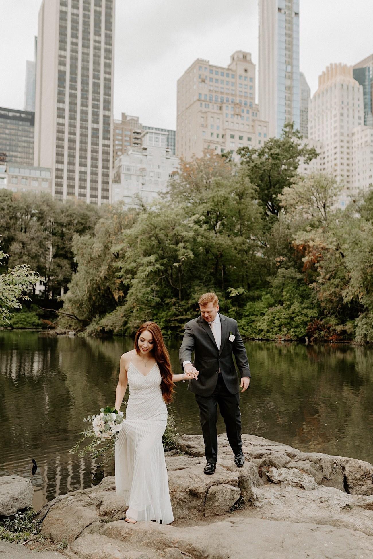 Central Park Wedding Photos Central Park Elopement NYC Wedding Photographer 08