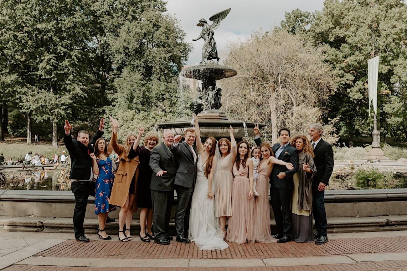 Central Park Wedding Photos Central Park Elopement NYC Wedding Photographer 22