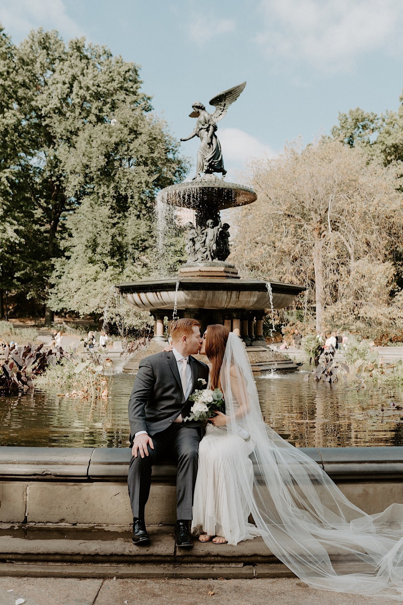 Central Park Wedding Photos Central Park Elopement NYC Wedding Photographer 23