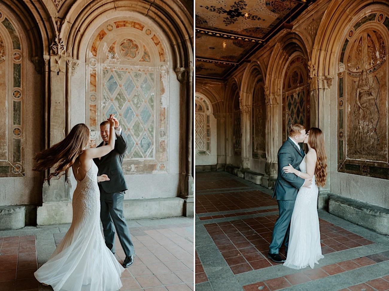 Central Park Wedding Photos Central Park Elopement NYC Wedding Photographer 35