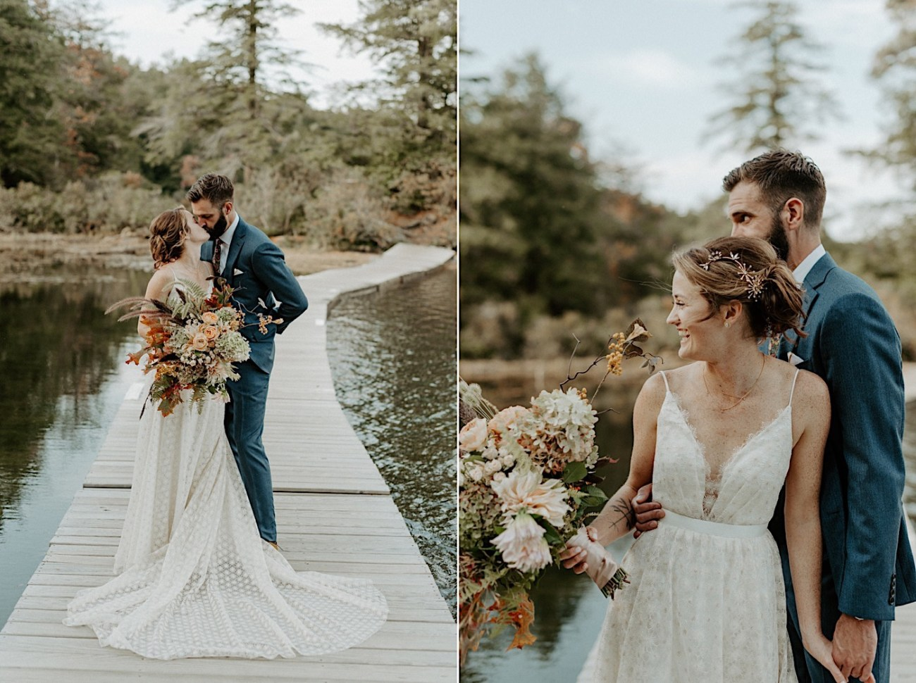 Destination Lakeside Wedding Mt Washington Wedding Outdoor Wedding Boston Wedding Photographer 043