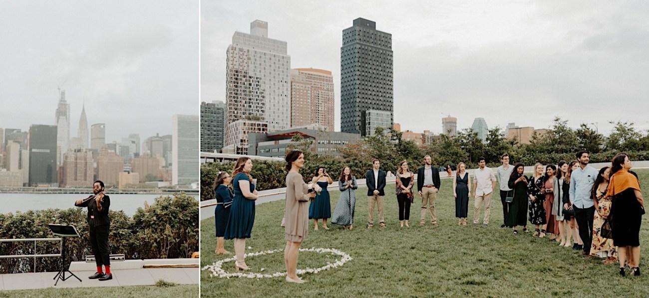 LIC Wedding Greenpoint Wedding LIC Elopement New York Wedding Photographer 045