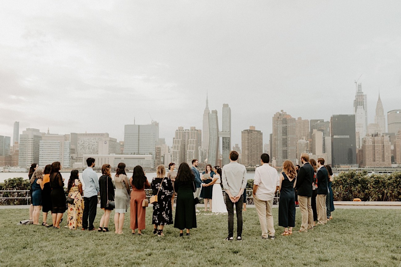 LIC Wedding Greenpoint Wedding LIC Elopement New York Wedding Photographer 050