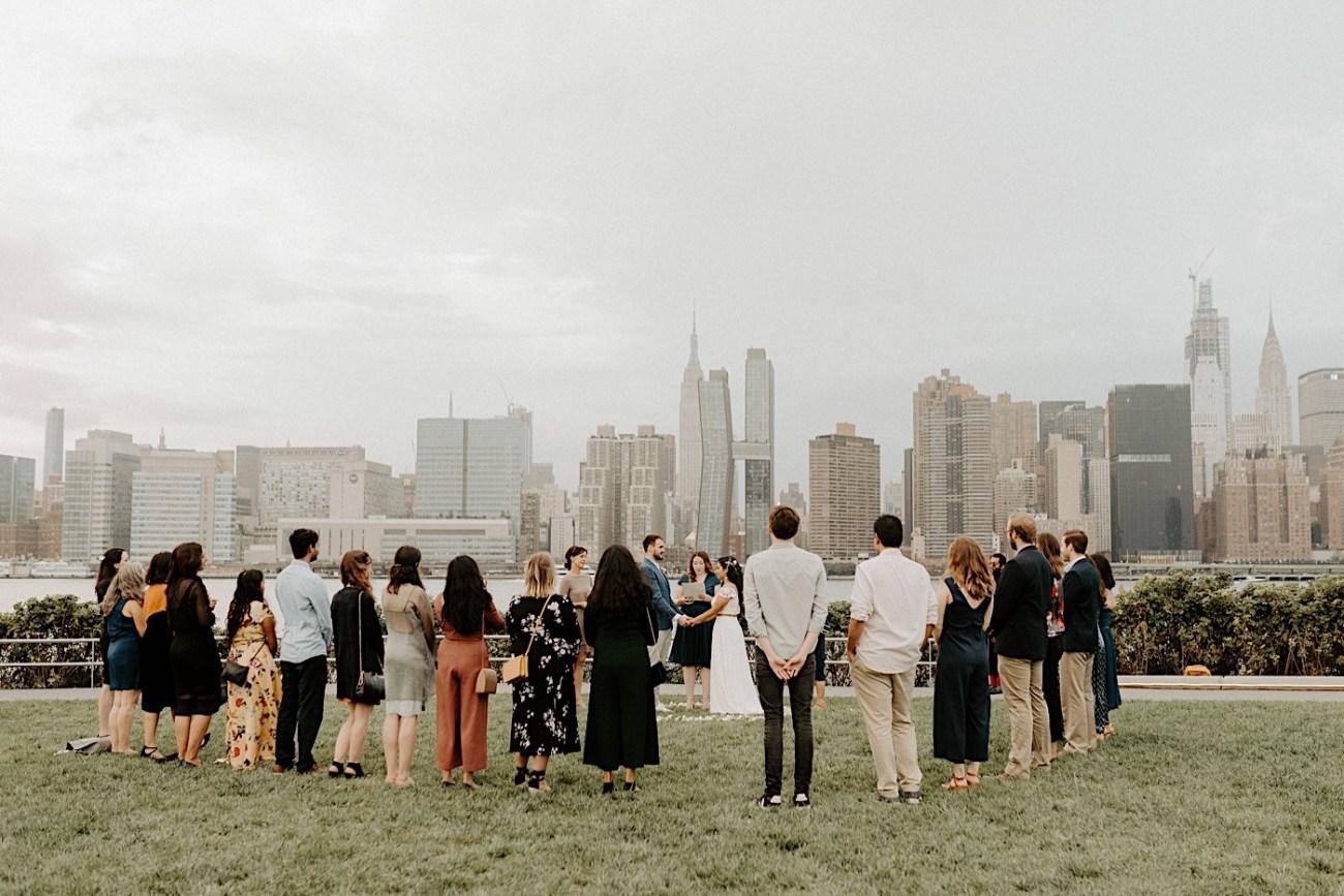 LIC Wedding Greenpoint Wedding LIC Elopement New York Wedding Photographer 050