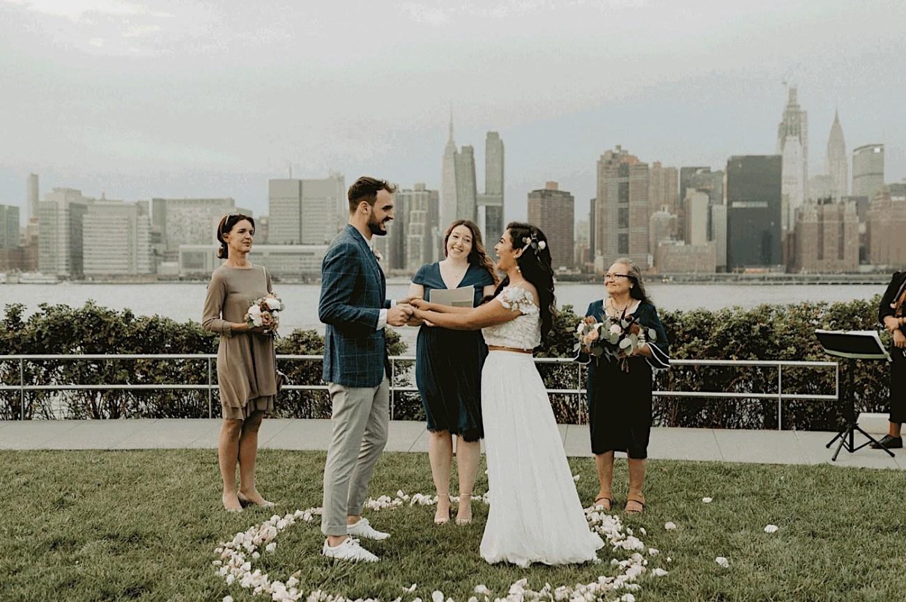 LIC Wedding Greenpoint Wedding LIC Elopement New York Wedding Photographer 054