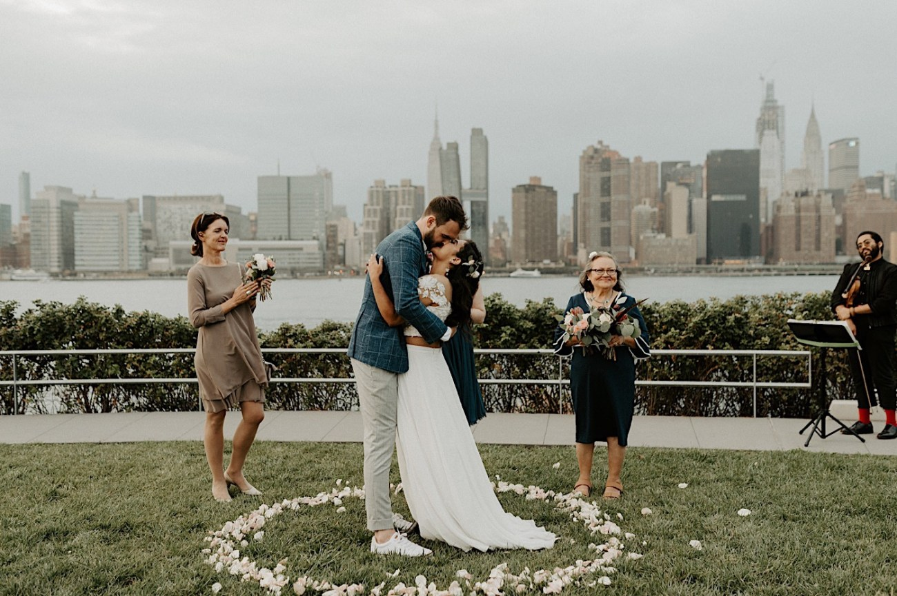 LIC Wedding Greenpoint Wedding LIC Elopement New York Wedding Photographer 056