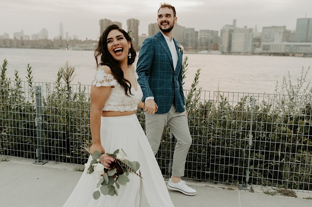LIC Wedding Greenpoint Wedding LIC Elopement New York Wedding Photographer 059