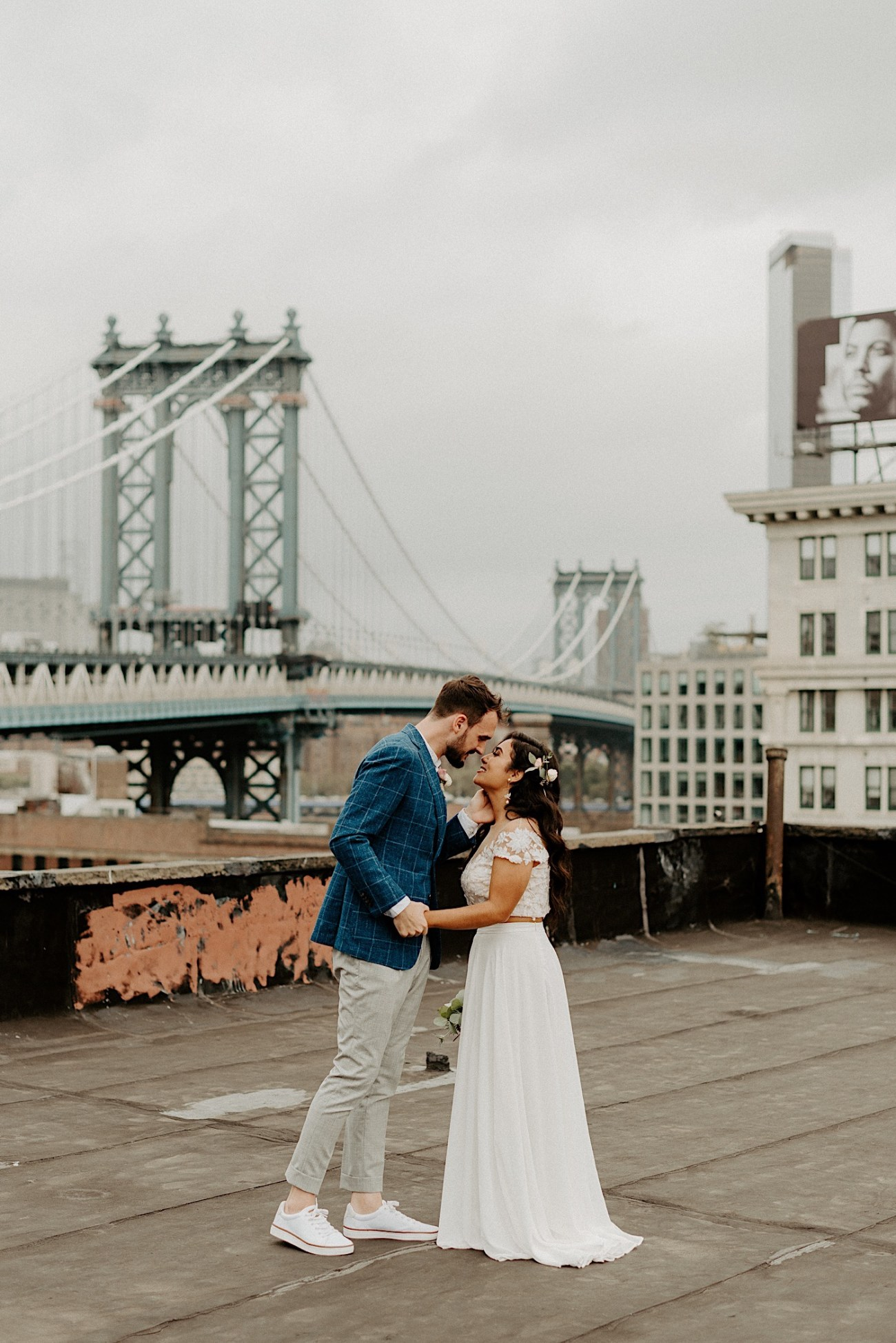 LIC Wedding Greenpoint Wedding LIC Elopement New York Wedding Photographer 076