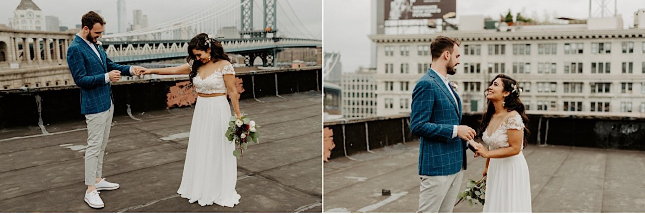 LIC Wedding Greenpoint Wedding LIC Elopement New York Wedding Photographer 077