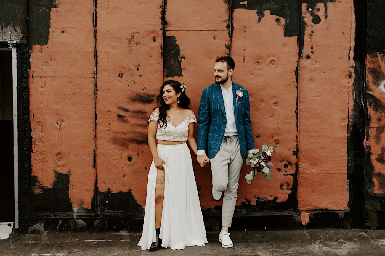 LIC Wedding Greenpoint Wedding LIC Elopement New York Wedding Photographer 086