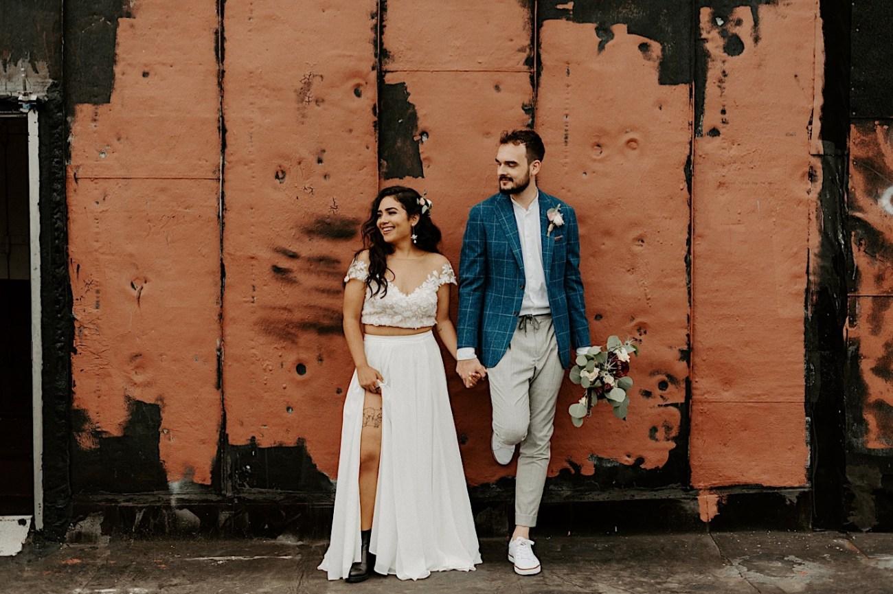 LIC Wedding Greenpoint Wedding LIC Elopement New York Wedding Photographer 086