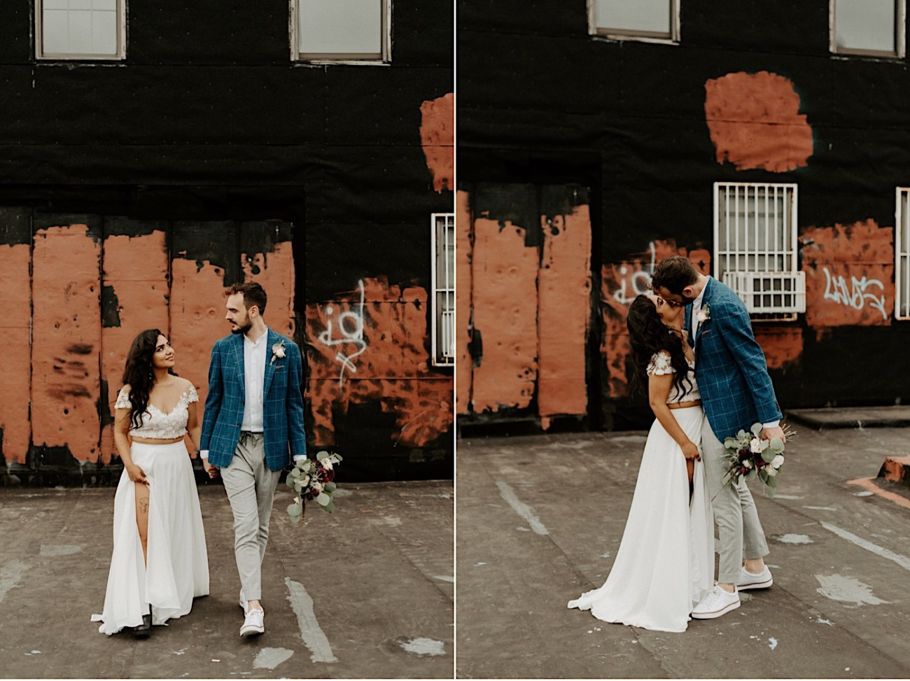LIC Wedding Greenpoint Wedding LIC Elopement New York Wedding Photographer 087