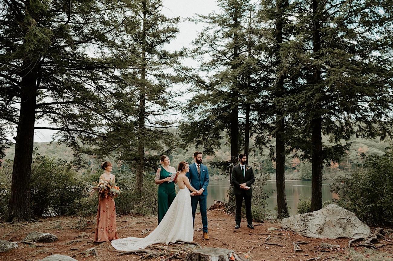 Massachusetts Wedding Photographer Boston Wedding Photographer Outdoor Mountain Wedding 063