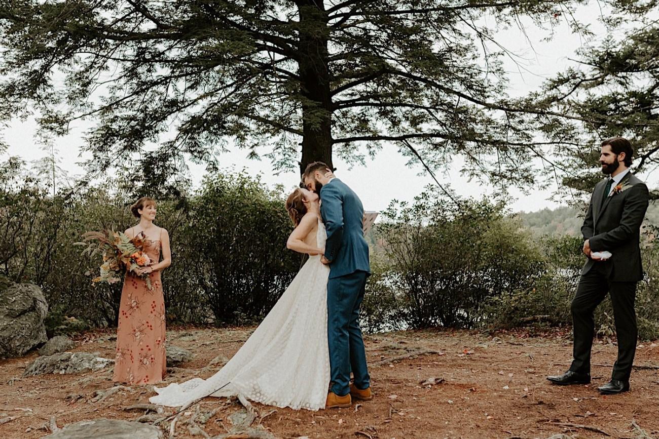 Massachusetts Wedding Photographer Boston Wedding Photographer Outdoor Mountain Wedding 068