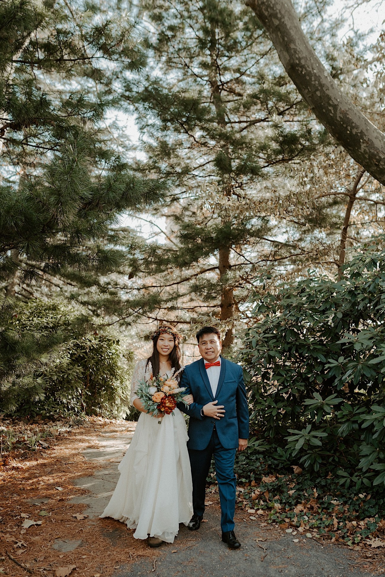 Brooklyn Botanic Garden Wedding Brooklyn Wedding Venue New York Wedding Photographer NYC Elopement 04