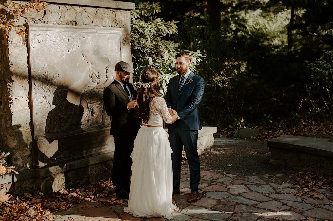 Brooklyn Botanic Garden Wedding Brooklyn Wedding Venue New York Wedding Photographer NYC Elopement 07