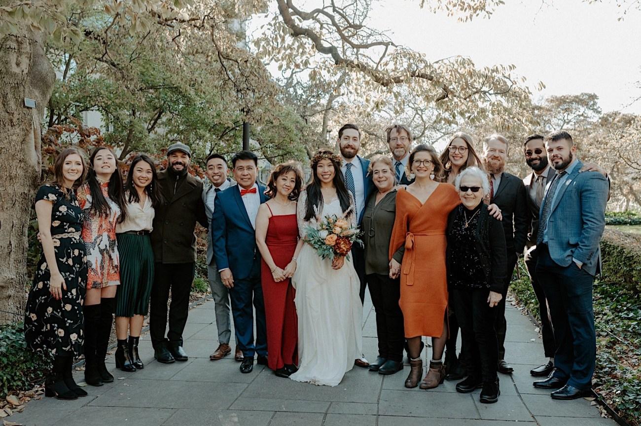 Brooklyn Botanic Garden Wedding Brooklyn Wedding Venue New York Wedding Photographer NYC Elopement 13