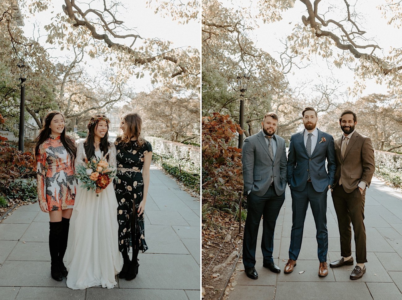 Brooklyn Botanic Garden Wedding Brooklyn Wedding Venue New York Wedding Photographer NYC Elopement 14