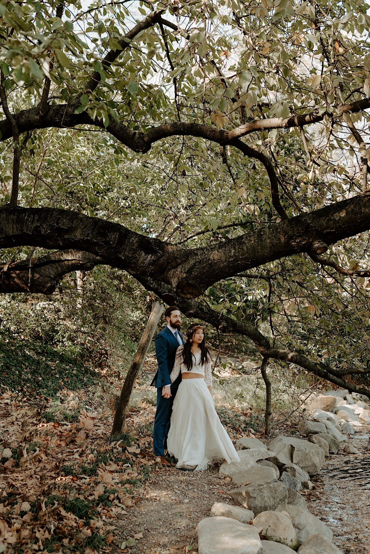 Brooklyn Botanic Garden Wedding Brooklyn Wedding Venue New York Wedding Photographer NYC Elopement 24