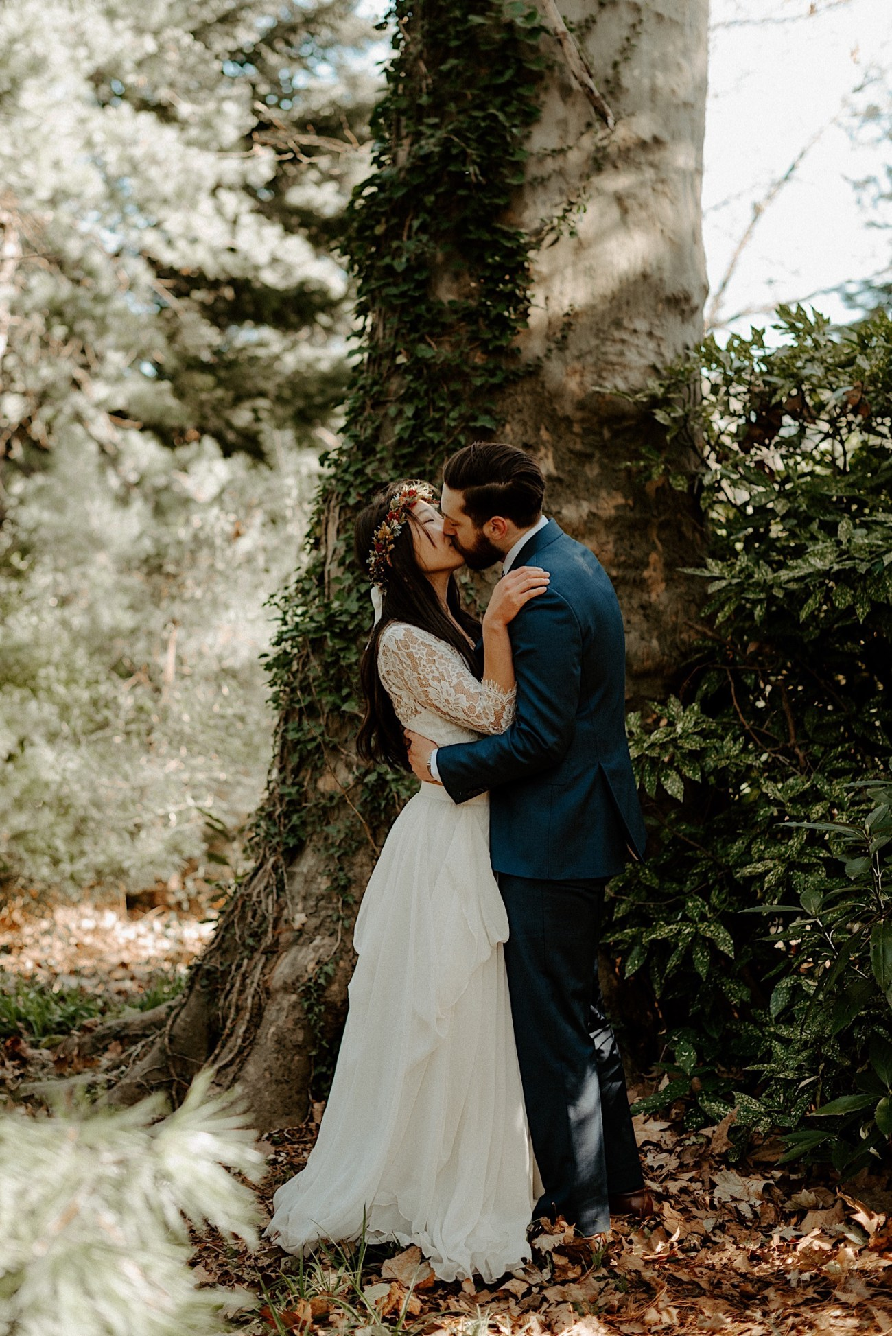Brooklyn Botanic Garden Wedding Brooklyn Wedding Venue New York Wedding Photographer NYC Elopement 26