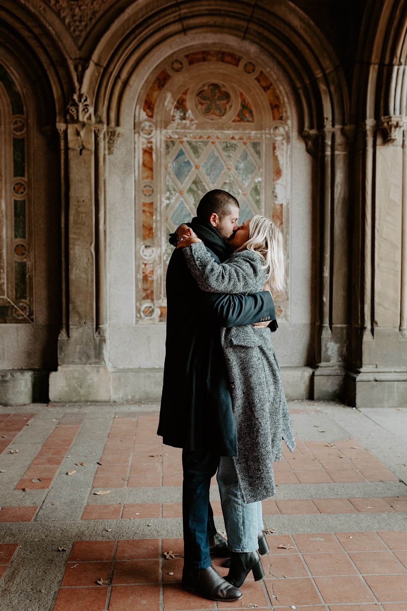 Central Park Engagement Photos Manhattan Engagement NYC Wedding Photographer 17