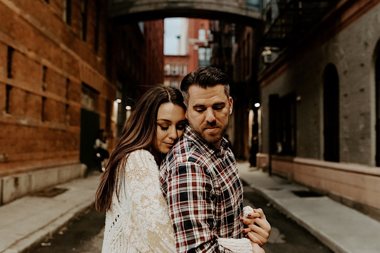 Downtown Manhattan Engagement Session NYC Engagement Photos New York Wedding Photographer 35