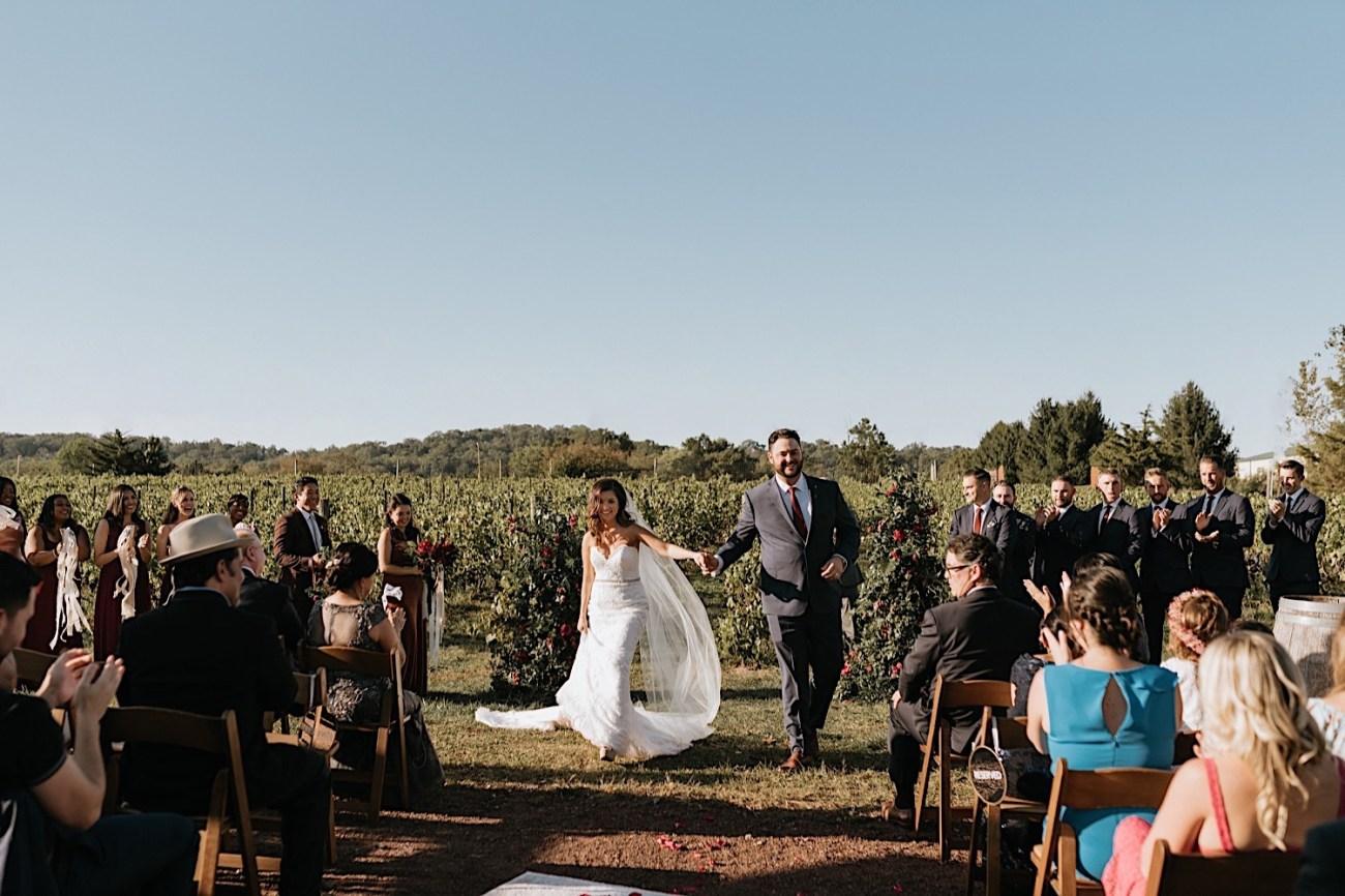 Hopewell Valley Vineyards Wedding New Jersey Wedding Photographer 09