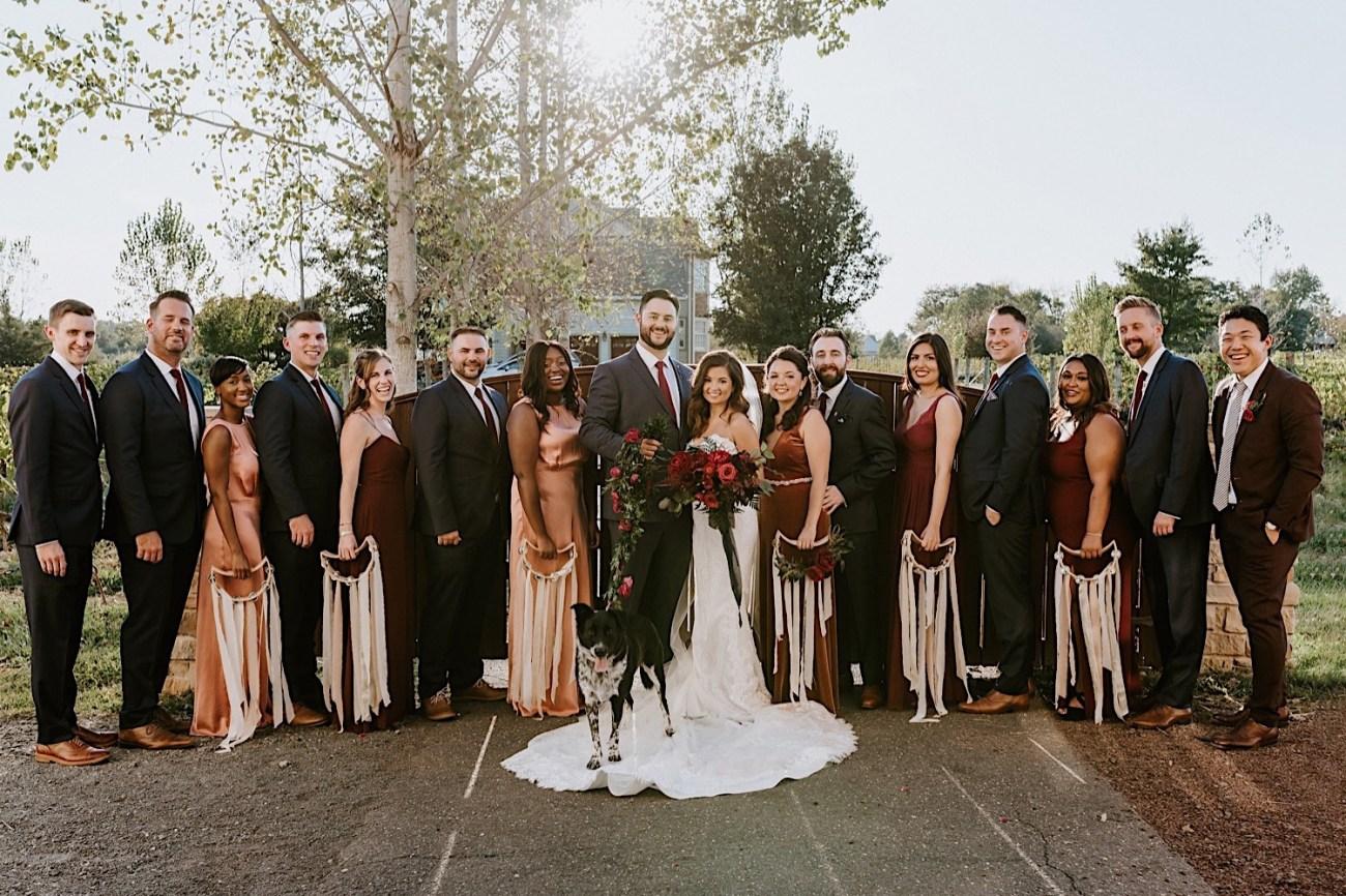 Hopewell Valley Vineyards Wedding New Jersey Wedding Photographer 10