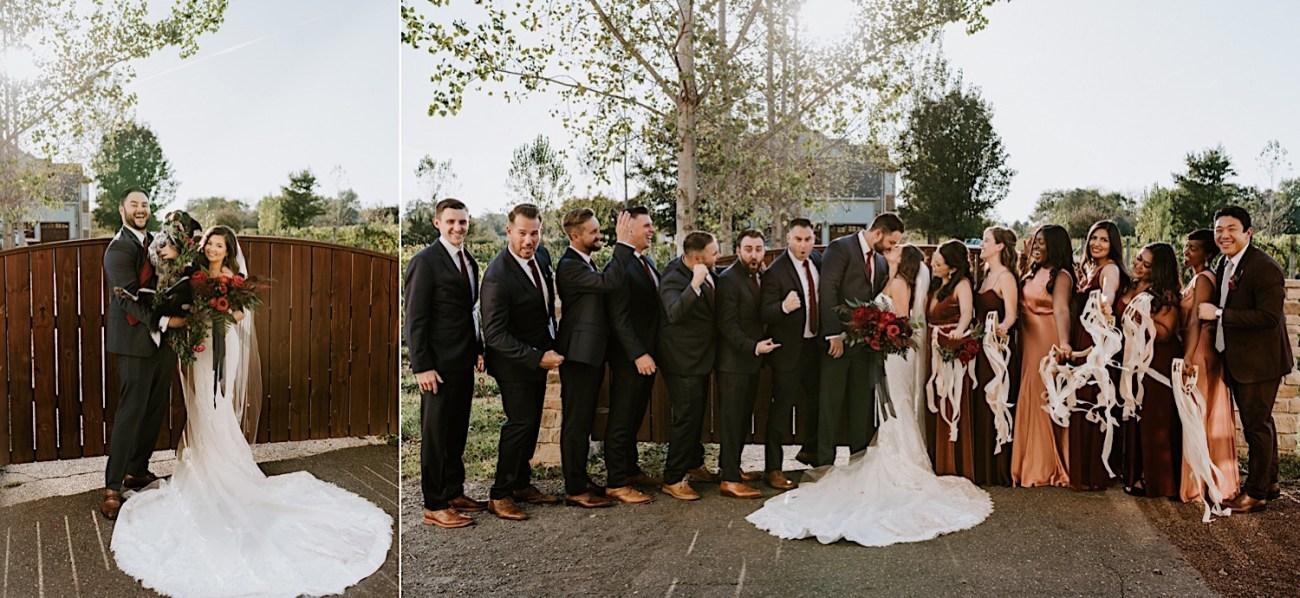Hopewell Valley Vineyards Wedding New Jersey Wedding Photographer 11